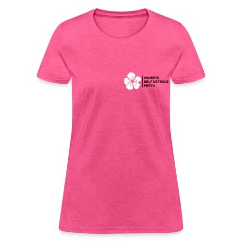 Pink v2 - Women's T-Shirt