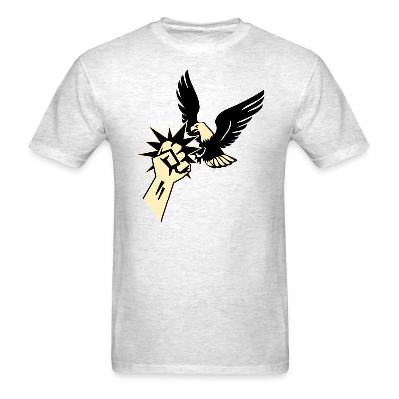 Eagle Punch - Men's T-Shirt