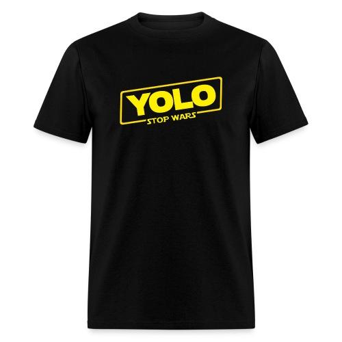 Stop Wars - Men's T-Shirt