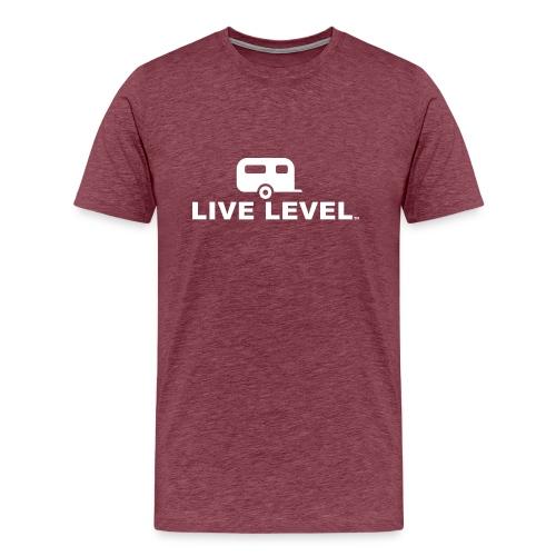 Live Level - Men's Premium T-Shirt