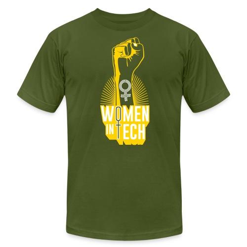Women in Tech - Men's Jersey T-Shirt