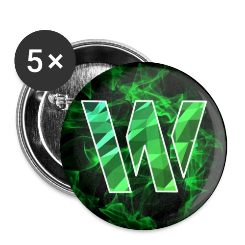 WDM Small pin (Small 5 pack) - Small Buttons