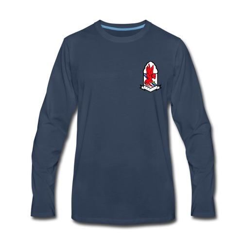 VFA-22 REDCOCKS LONG SLEEVE SHIRT - Men's Premium Long Sleeve T-Shirt