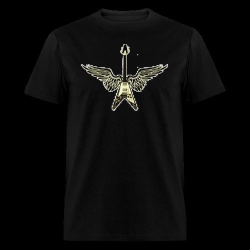 Guitar Wings Men's T-Shirt - Men's T-Shirt