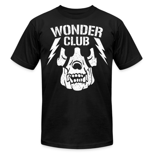 Wonder Club - Men's Fine Jersey T-Shirt