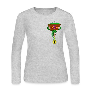 Monkey zodiac : Long sleeve   - Women's Long Sleeve Jersey T-Shirt