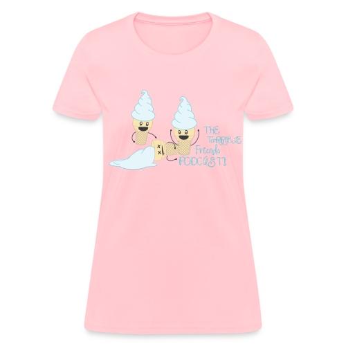 Ice Cream Party! (women's) - Women's T-Shirt
