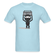 T-Shirts ~ Men's T-Shirt ~ Ninja Says Anything!