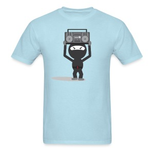 Ninja Says Anything! - Men's T-Shirt
