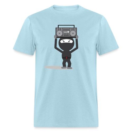 Ninja Says Anything! - Men's T-Shirt
