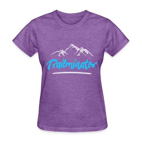 Trailminator - Trail Running - Women's T-Shirt