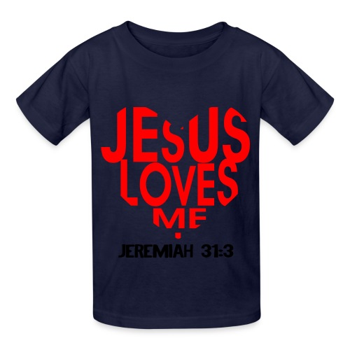 JESUS LOVE - Kids' T-Shirt
