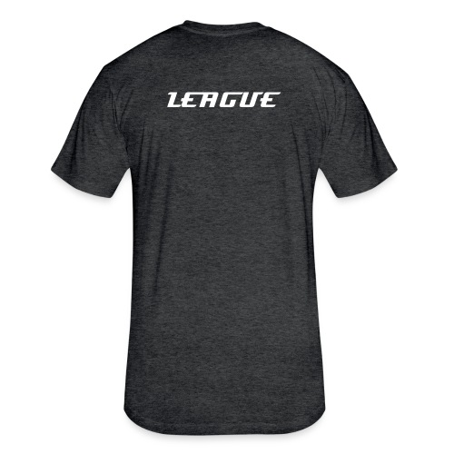 DCF League - Fitted - Fitted Cotton/Poly T-Shirt by Next Level