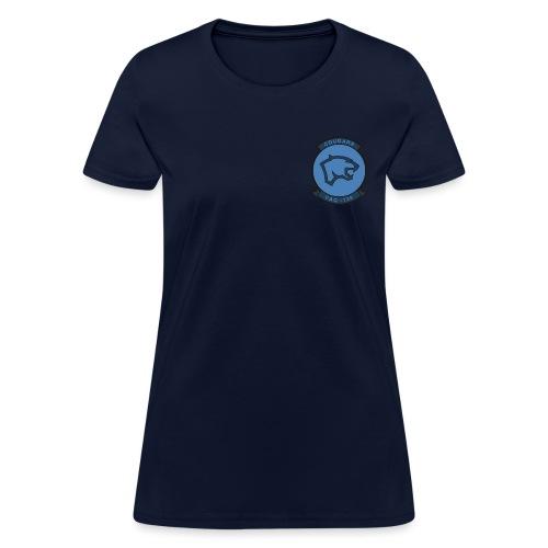 VAQ-139 COUGARS WOMENS T-SHIRT - Women's T-Shirt