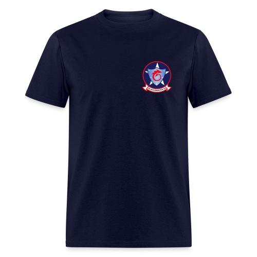 HSC-6 INDIANS T-SHIRT - Men's T-Shirt