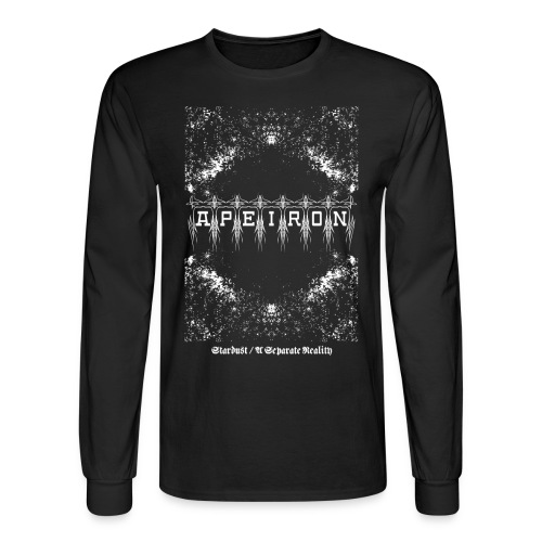 Apeiron - Stardust / A Separate Reality  - Men's Long Sleeve T-Shirt