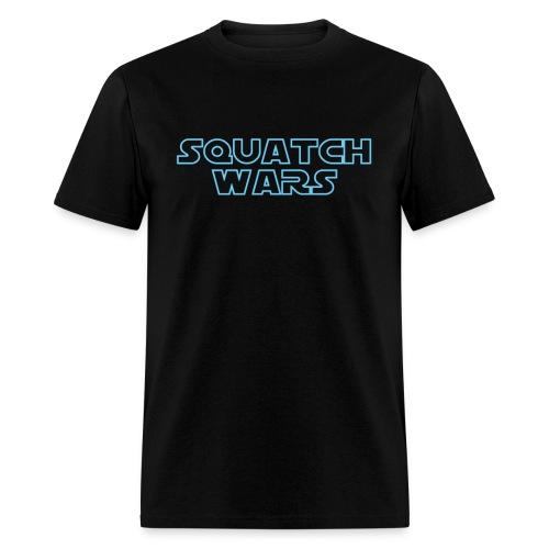 Squatch Wars Tshirt - Men's T-Shirt