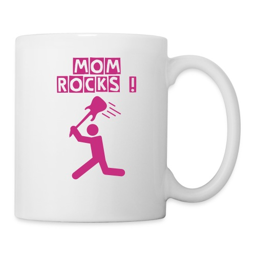 Coffee/Tea Mug - Rockstar,Mom
