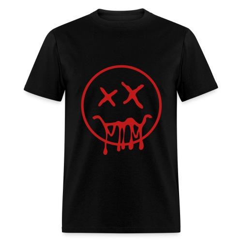I`m Crazy (RED GRIT) - Men's T-Shirt