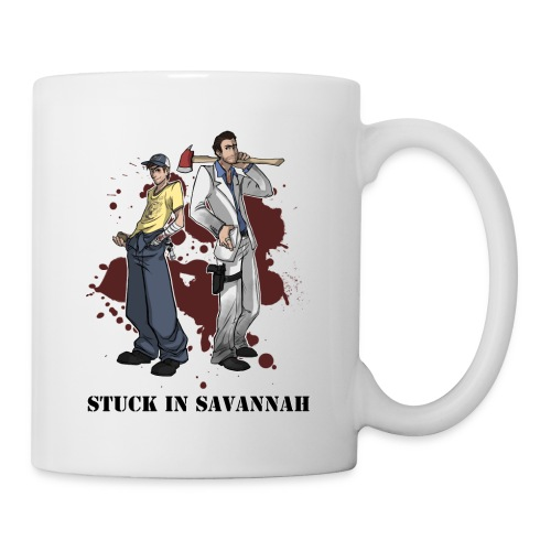 Stuck in Savannah - Coffee/Tea Mug