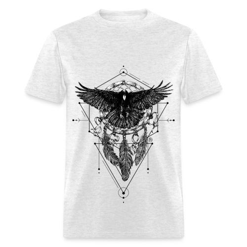 Crow Shirt - Men's T-Shirt