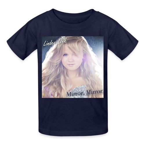 Mirror, Mirror Kid's T-Shirt - Kids' T-Shirt