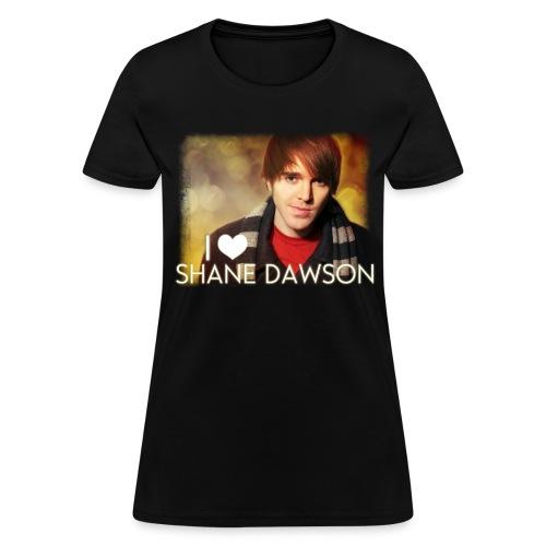 I Heart Shane Dawson - Women's T-Shirt