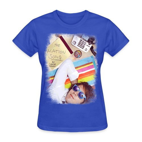The Vacation Song by Shane Dawson - Women's T-Shirt
