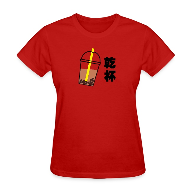 Cheers/Drink Up! (Gon Bui) Women's Tee
