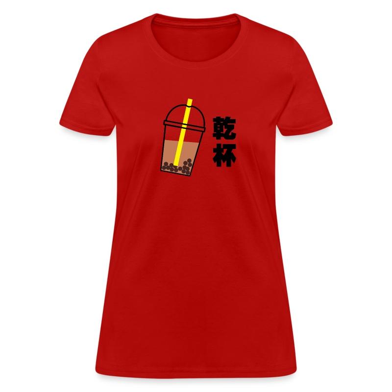 Cheers/Drink Up! (Gon Bui) Women's Tee - Women's T-Shirt
