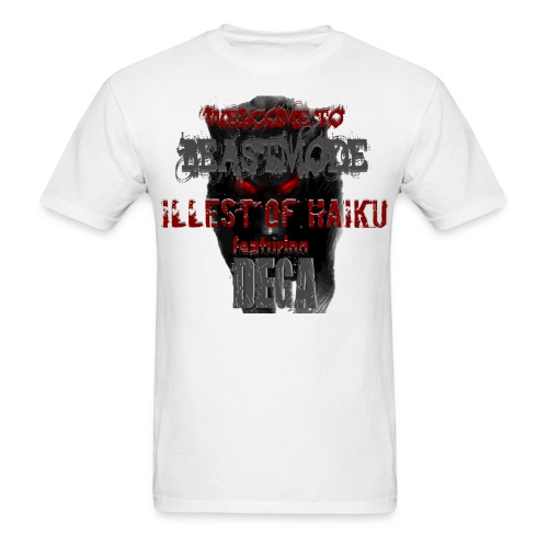 DEGA show shirt - Men's T-Shirt