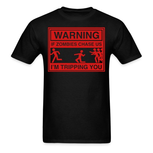 Tripping You shirt - Men's T-Shirt