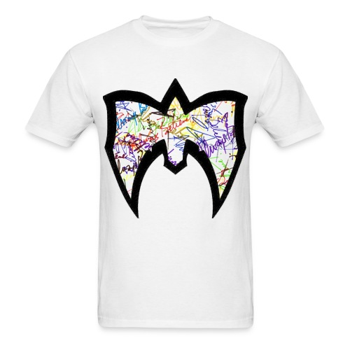 Ultimate Warrior Always Believe Signature Design by Warrior Shirt - Men's T-Shirt
