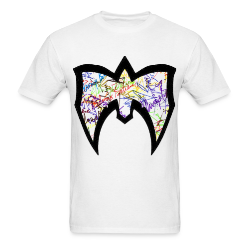 Ultimate Warrior Always Believe Signature Design by Warrior Shirt - Men's T-Shirt