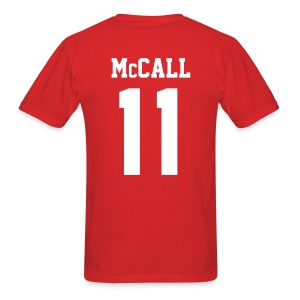McCALL 11 - Tee (XL Logo, NBL) - Men's T-Shirt
