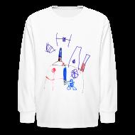 Kids' Shirts ~ Kids' Long Sleeve T-Shirt ~ Article 11562022