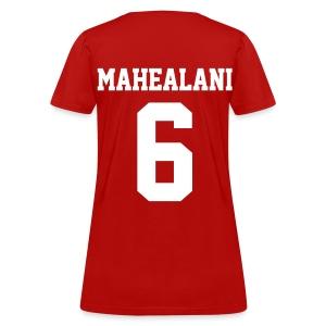 MAHEALANI 6 - Tee (XL Logo, NBL) - Women's T-Shirt