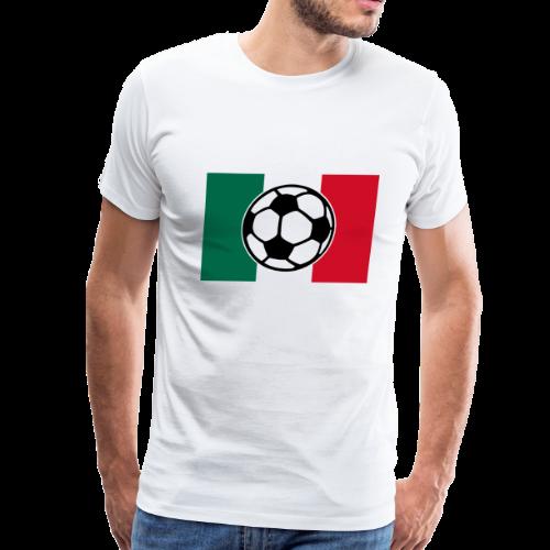 Soccer Mexico Flag