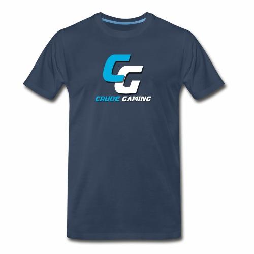 CruDe Gaming  - Men's Premium T-Shirt
