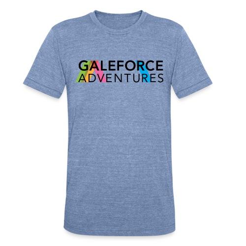 GALEFORCE ADVENTURES Vintage T - Unisex Tri-Blend T-Shirt