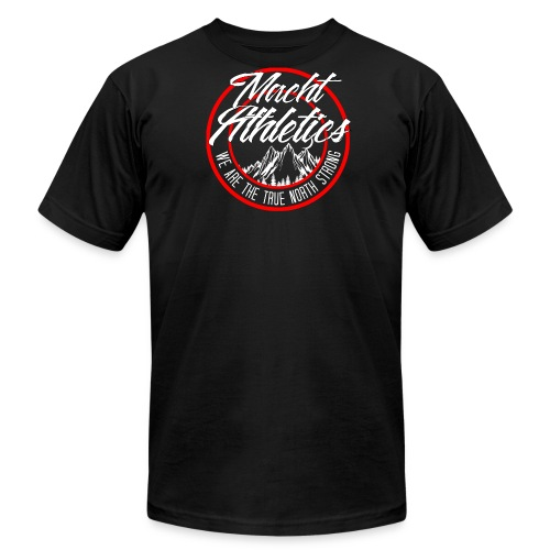Red Meet Shirt - Men's Fine Jersey T-Shirt