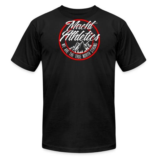 Red Meet Shirt - Men's  Jersey T-Shirt