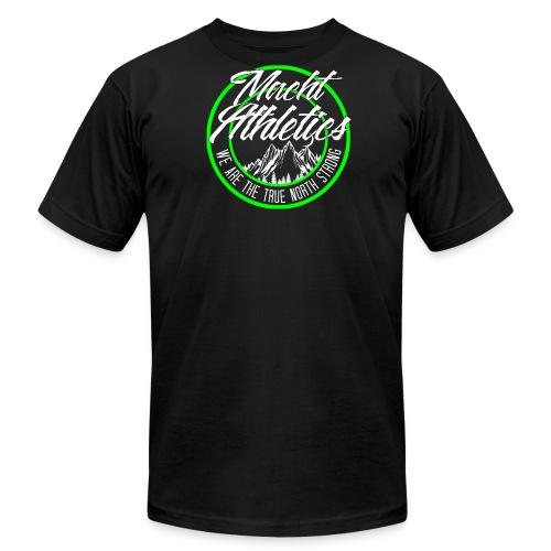 Green Meet Shirt - Men's Fine Jersey T-Shirt