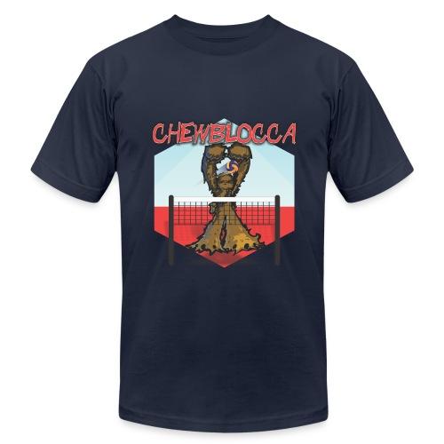 Chewblocca Team Shirt (Men's Jersey Tee) - Men's  Jersey T-Shirt