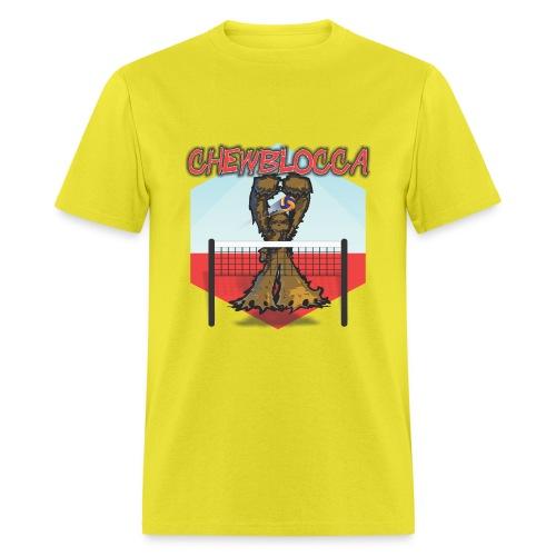 Chewblocca Team Shirt (Regular Cotton Tee) - Men's T-Shirt