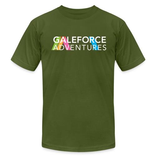GALEFORCE ADVENTURES Minimal Forest T - Men's  Jersey T-Shirt