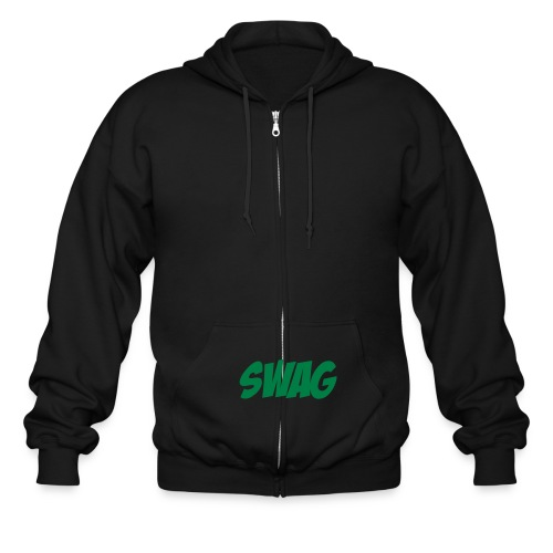 Swag Man (16% OFF) - Men's Zip Hoodie