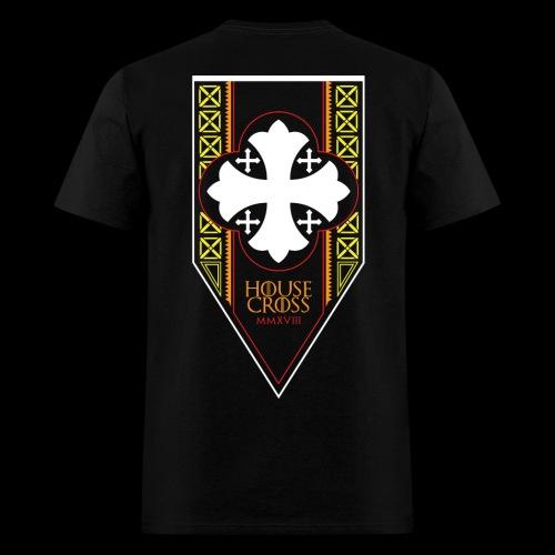 Scarlet Dove House Cross 2018 Commemorative Men's T-Shirt (Big and Tall) - Men's T-Shirt