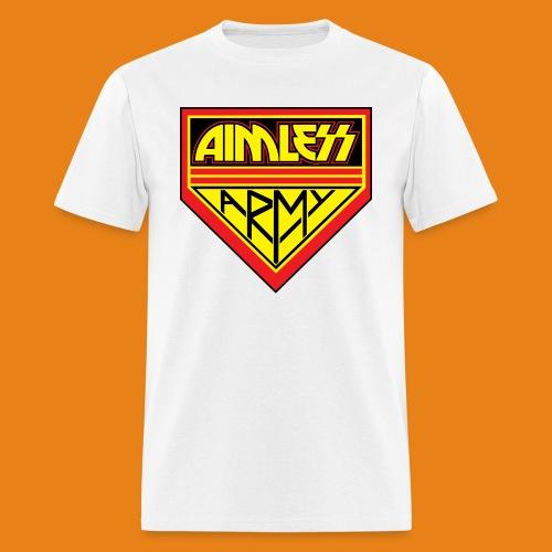 Aimless Army - Men's Cotton - Men's T-Shirt