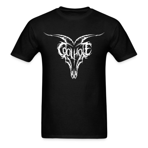 Metal Coolhole Male - Men's T-Shirt